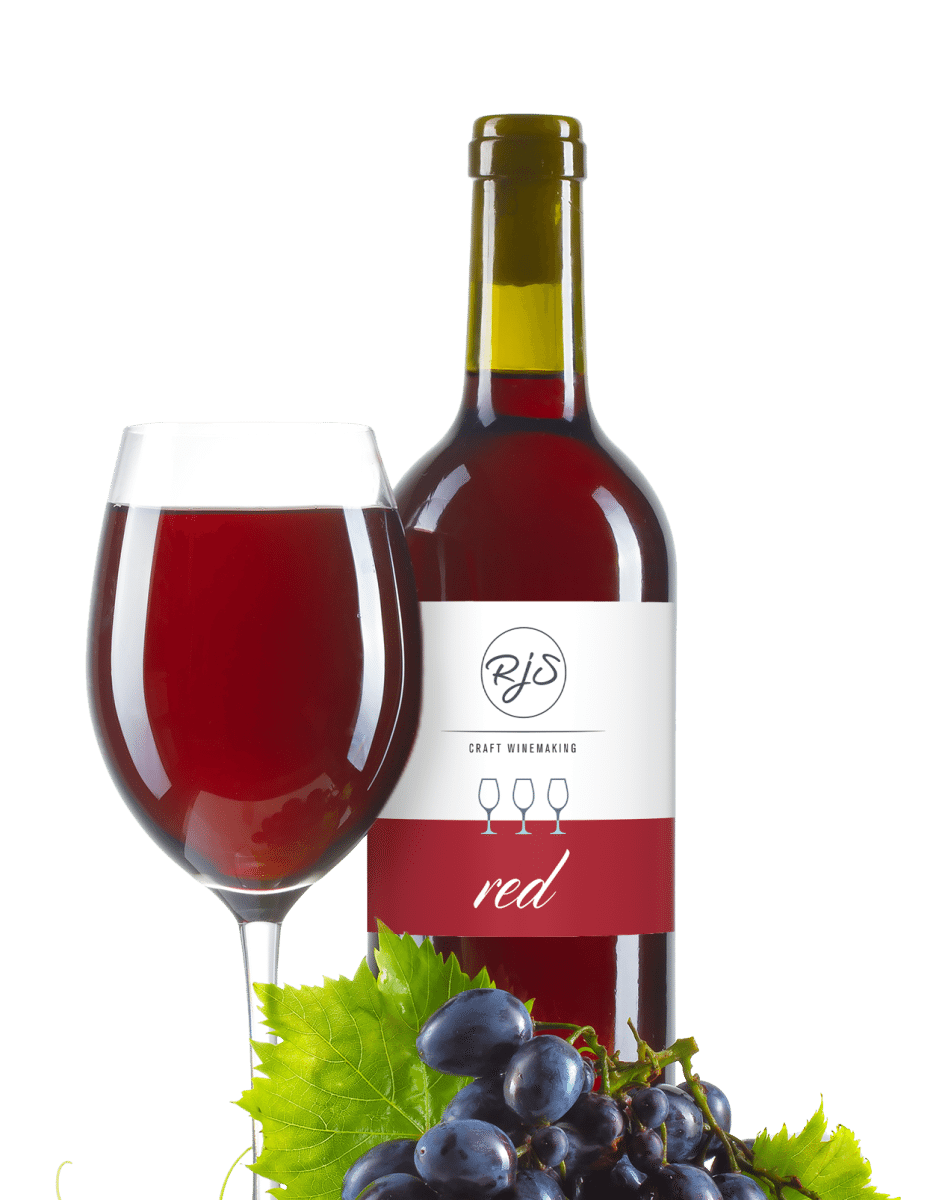 Cellar craft wine kits - Red