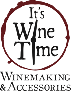 Its Wine Time logo