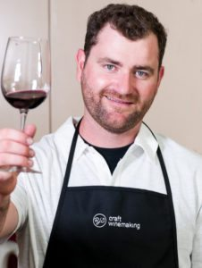 Chris Holman, RJS Product Specialist and winemaker