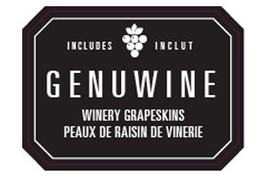 GenuWine Winery Crushed Grapeskins logo