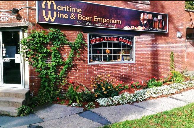 Maritime Wine Beer Emporium