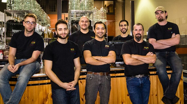 microvin winemaking team